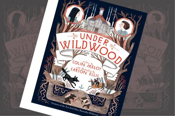 עטיפת הספר Under Wildwood